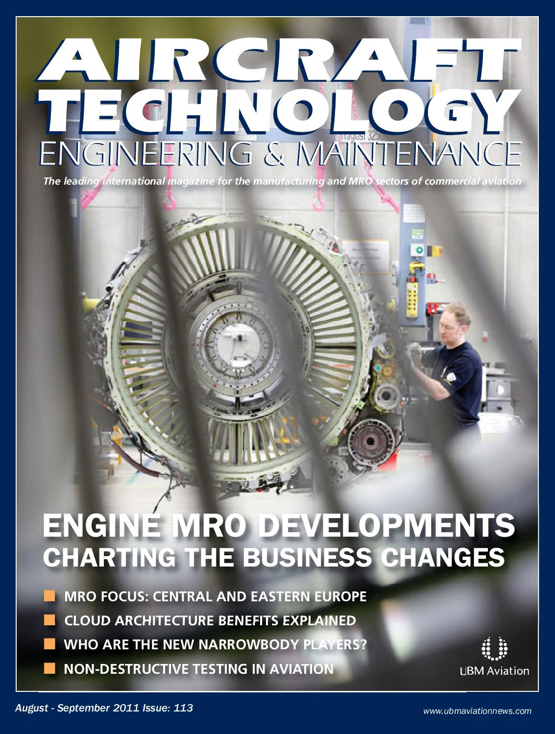 2a4ab6705d Aircraft Technology Engineering   Maintenance issue 113 by UBM Aviation  Publications - issuu