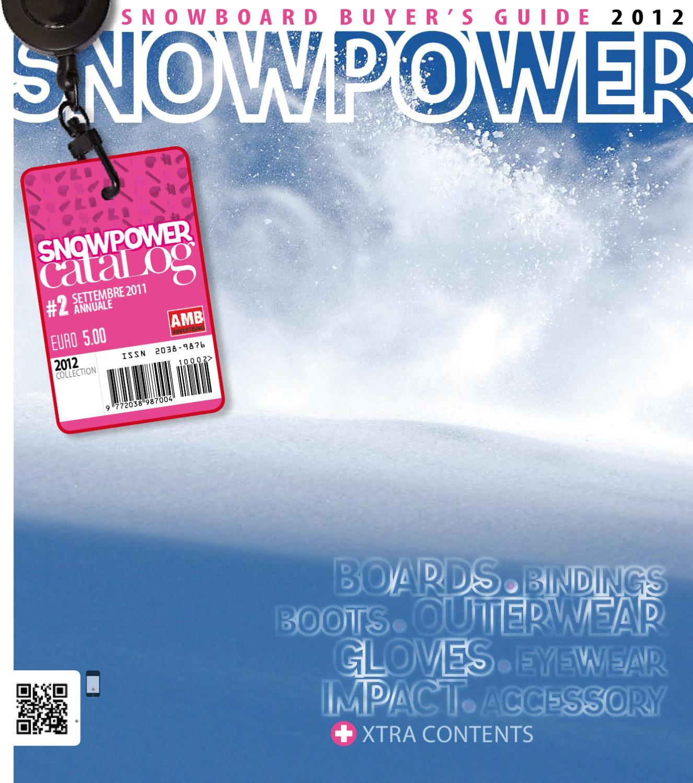 best sneakers 0a977 3fdde SnowPower Catalogue 2 by Daniela Furlan - issuu