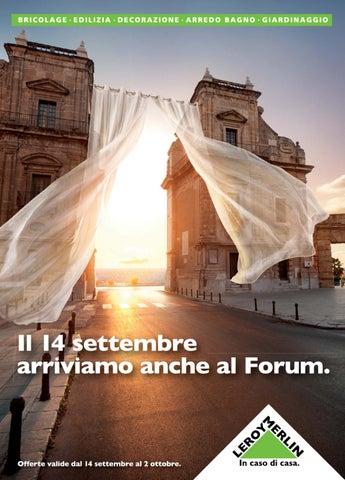 Leroy palermo by gaetano nicotra issuu for Leroy merlin palermo forum