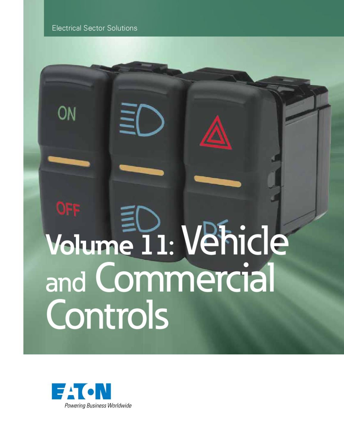 Eaton Vehicle And Commercial Controls By Electronic Expeditors Issuu Pull Out Switch Wiring Diagram