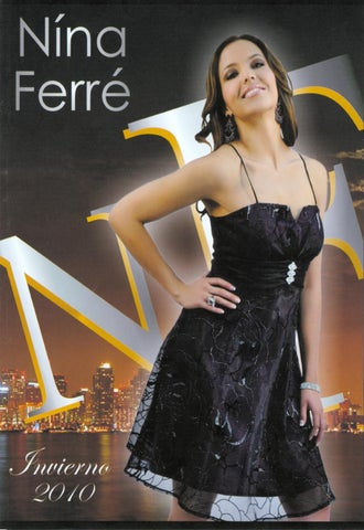 828c52f62 Catalogo Nina Ferre Invierno 2010 by leslie lira - issuu