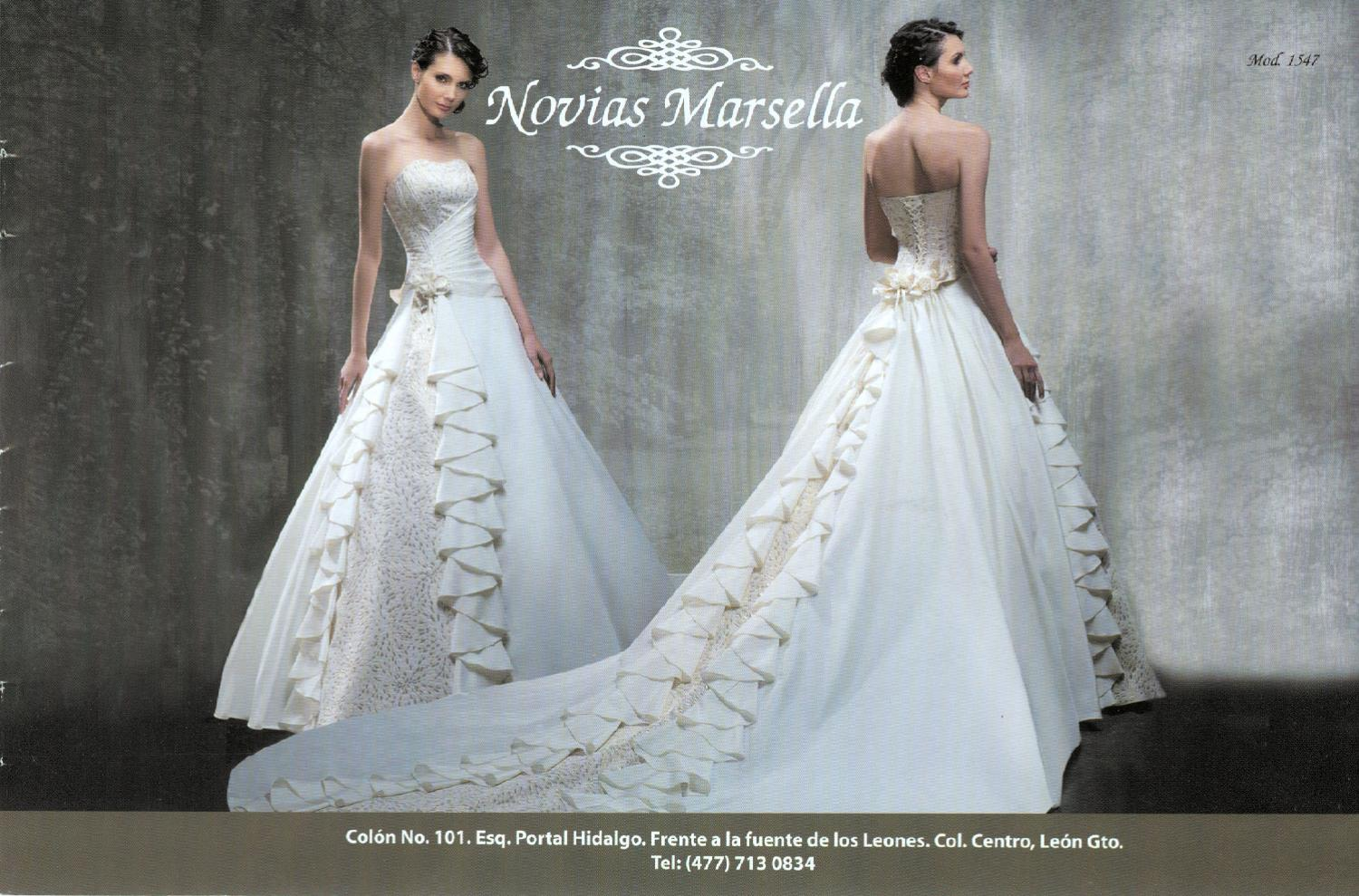 Novias Marsella By Leslie Lira Issuu