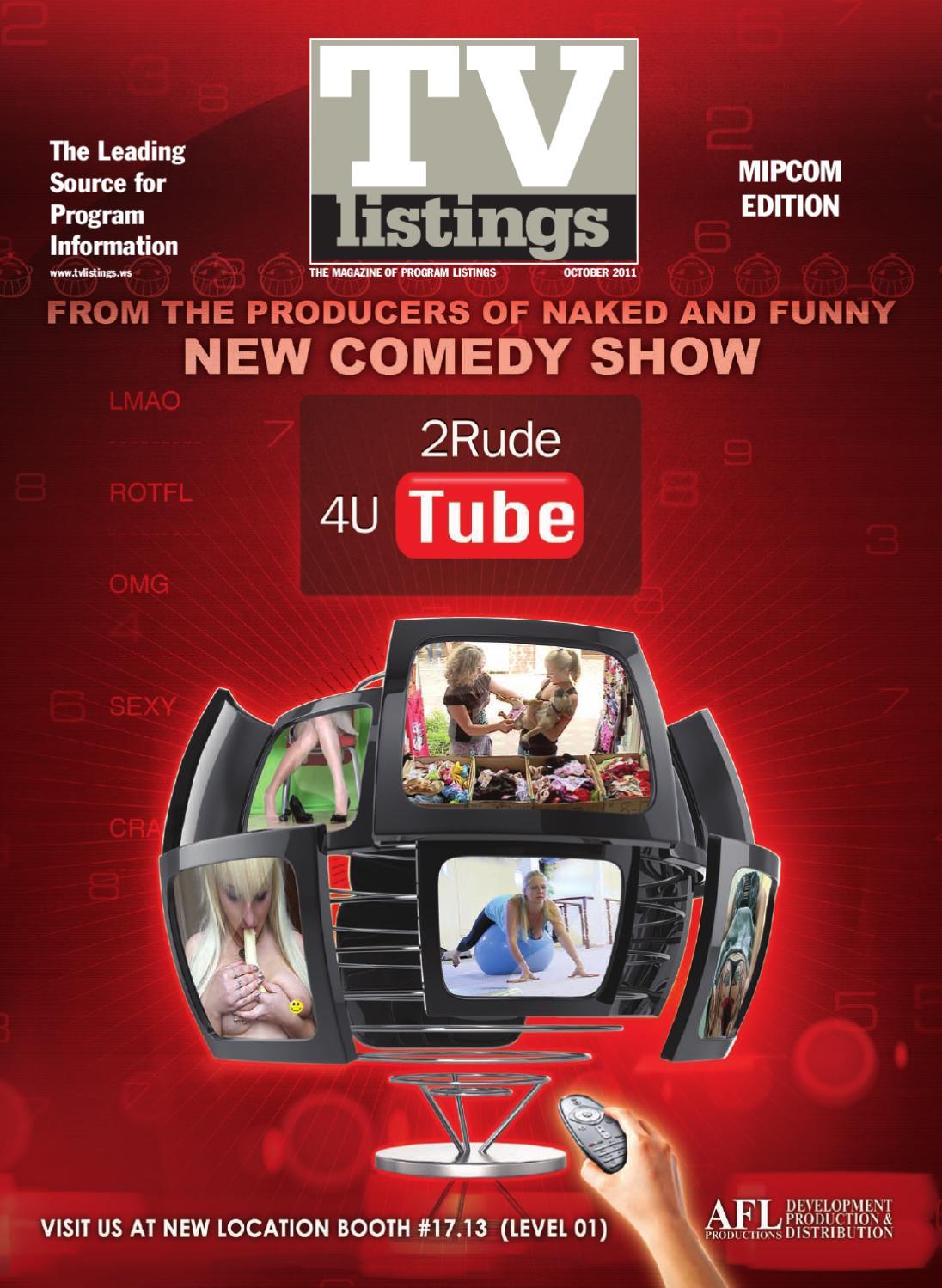 TV Listings MIPCOM 2011 by World Screen - issuu
