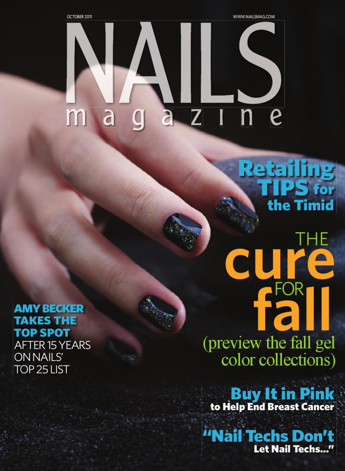Nails Magazine October 2011 by Bobit Business Media issuu