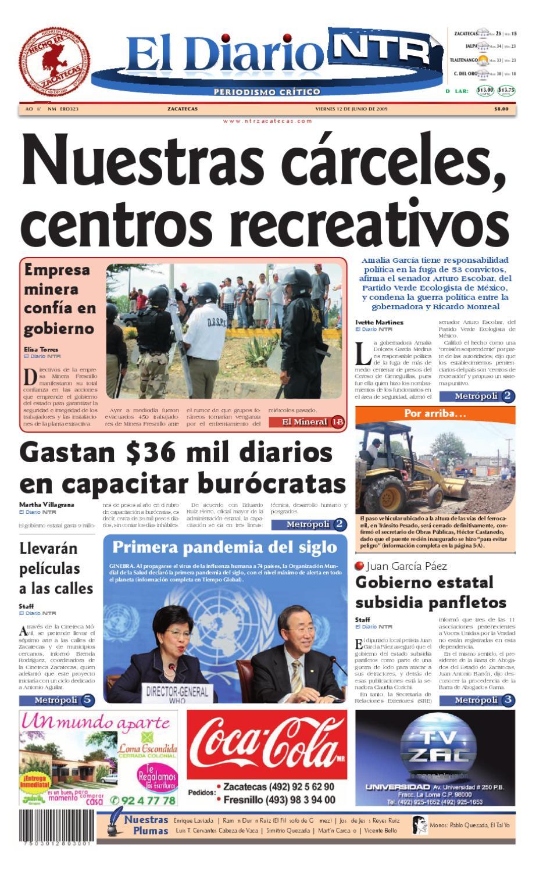 f6050e251 El Diario NTR by NTR Medios de Comunicación - issuu
