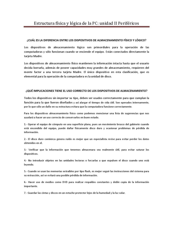 6 Diferencia Entre Físico Y Lógico By Octavio Sanchez Issuu