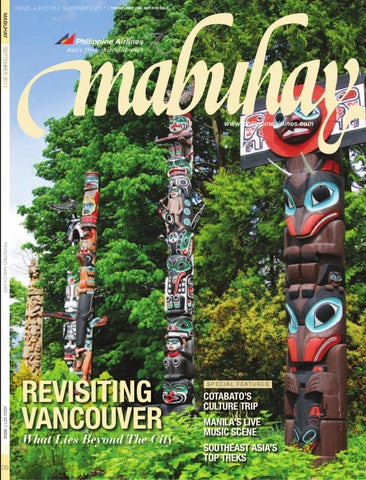 Mabuhay Magazine September 2011 By Eastgate Publishing Corporation