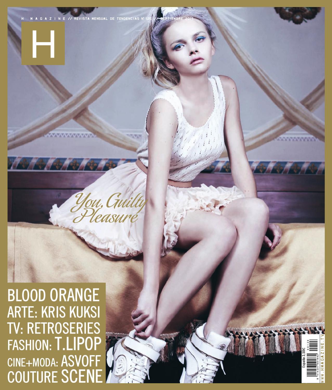 82ab7fdcc H magazine 126 by H magazine (Motorpress Iberica/G+J) - issuu