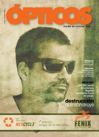 revista OPTICOS numero 22 by MON Creatividad - issuu f94ade0a90de
