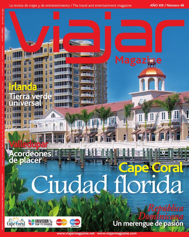 VIAJAR MAGAZINE CAPE CORAL by Viajar Magazine - issuu
