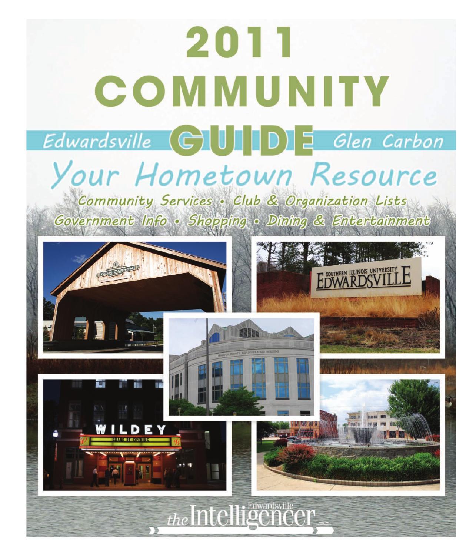 2011-2012 Community Guide by EDWARDSVILLE PUBLISHING - issuu