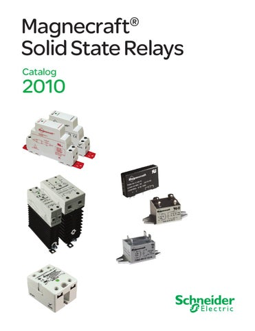 magnecraft solid state relays