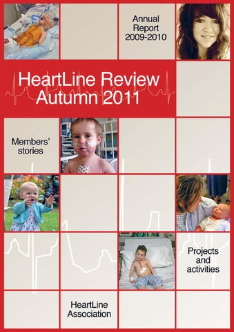 Heartline 2011 Annual Review