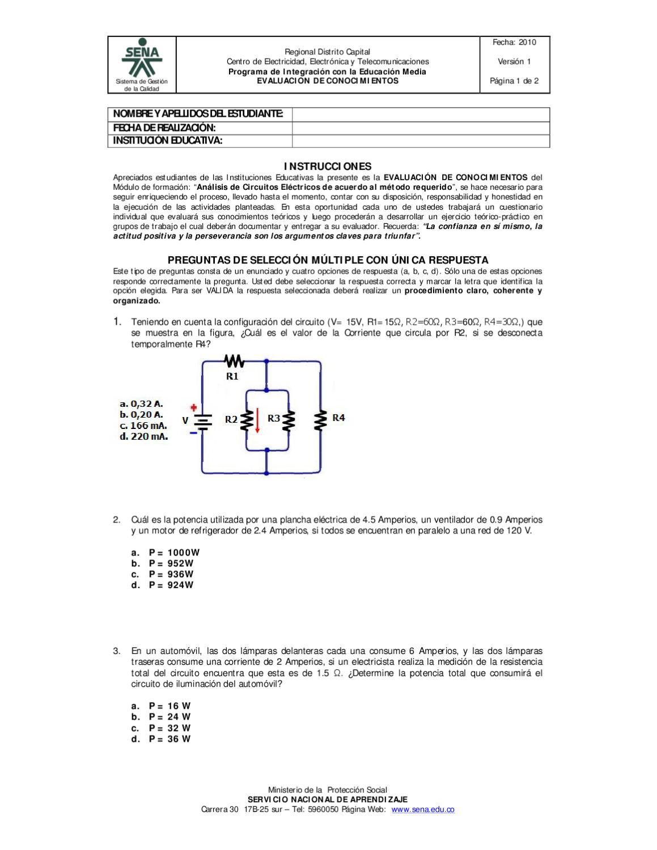 Circuito Ventilador : Banco de prueba analisis de circuitos by leonardo puerto issuu
