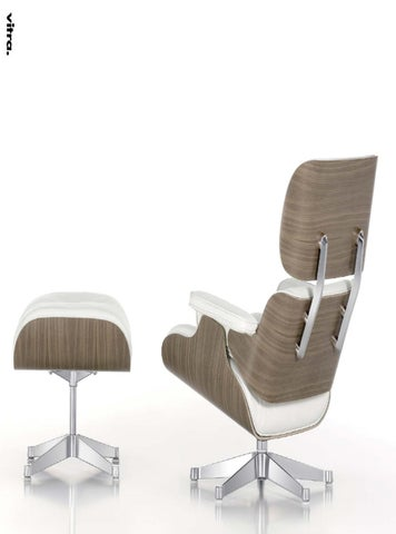 Wondrous Vitra Eames Lounge Chair Ottoman By Ivorinnes Issuu Short Links Chair Design For Home Short Linksinfo