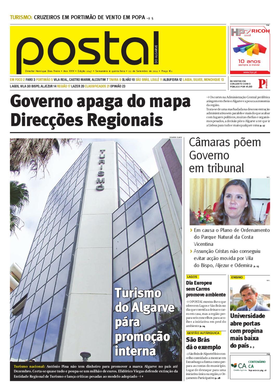ab1f3ba85214c Postal22Set1047 by POSTAL do ALGARVE - issuu