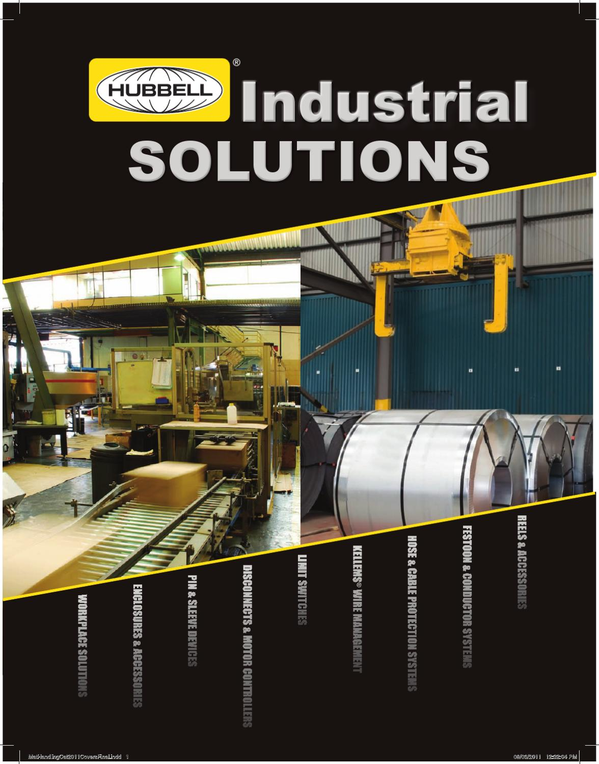 Hubbell Industrial Solutions Catalogue By Hugh V Issuu Magnet Controller Wiring Diagrams