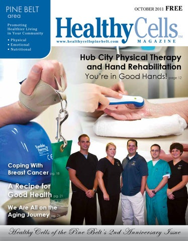 October Hattiesburg Healthy Cells 2011 By Healthy Cells Magazine Issuu