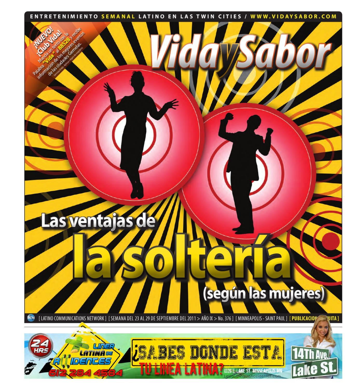 Vida y Sabor - 376 by Latino Communications Network LLC - issuu