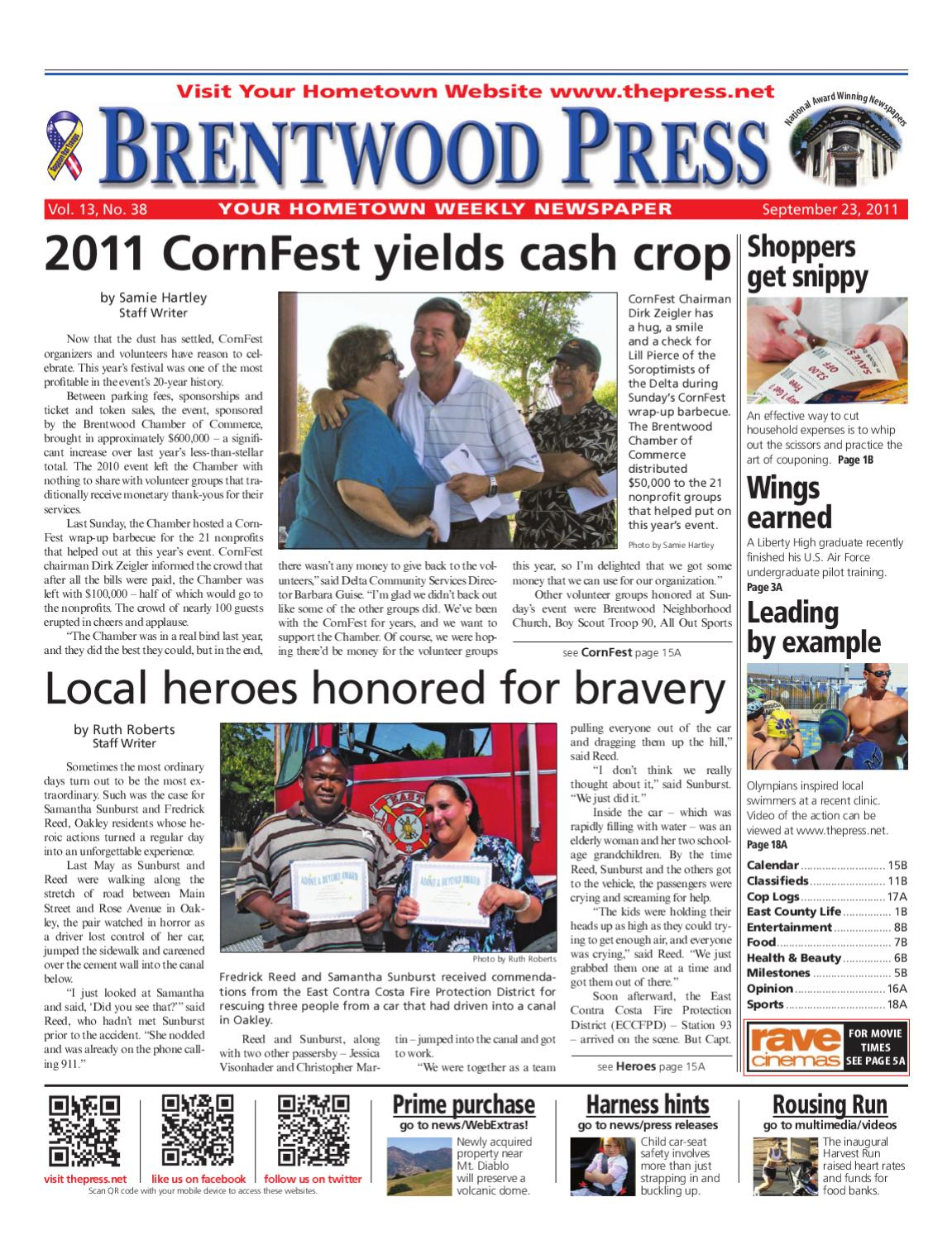 foto de Brentwood Press-09.23.11 by Brentwood Press & Publishing - issuu