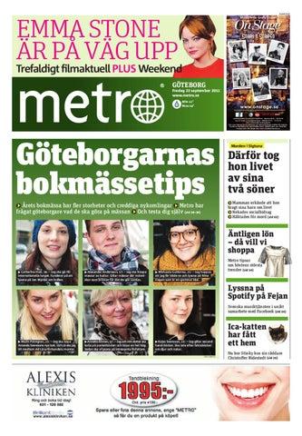 pretty nice 5ded4 2b530 20110923 se goteborg by Metro Sweden - issuu
