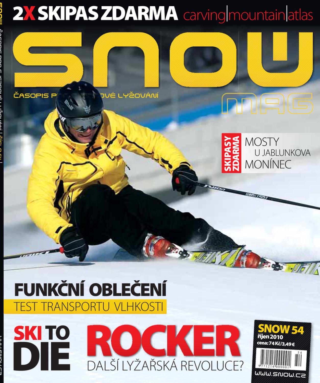 SNOW 54 - říjen 2010 by SNOW CZ s.r.o. - issuu f9c07f48c3