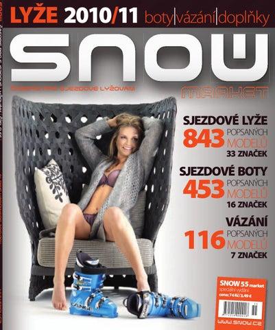 SNOW 55 Market - lyže 2010-11 by SNOW CZ s.r.o. - issuu d0cc194e8a8