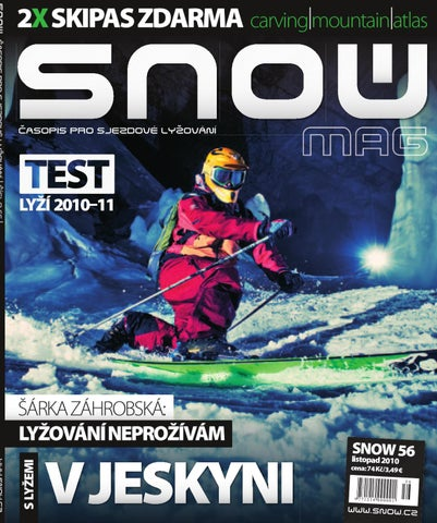 SNOW 56 - listopad 2011 by SNOW CZ s.r.o. - issuu 95e782d0f3