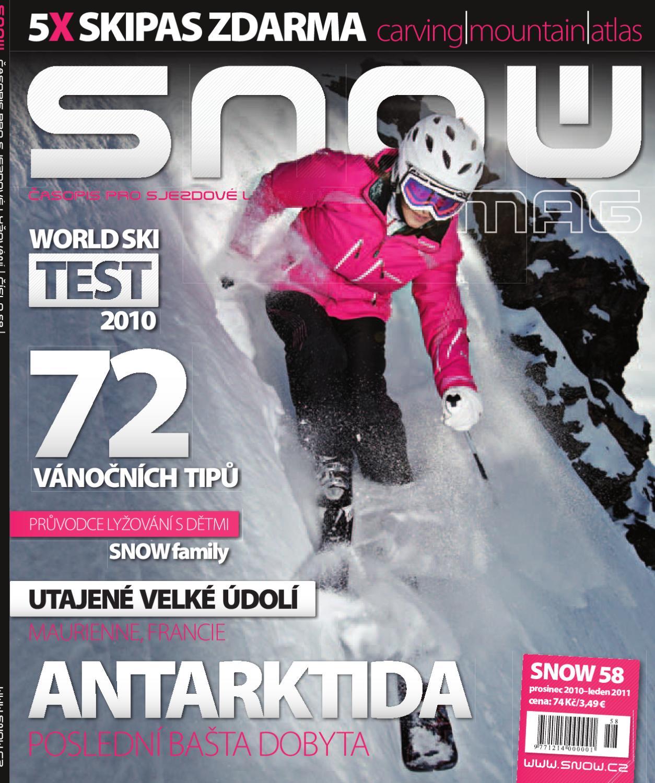 SNOW 58 - prosinec 2011 by SNOW CZ s.r.o. - issuu 0ede7ad555