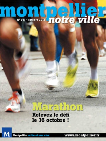 MNV n° 361 - Octobre 2011 by Mairie de Montpellier - issuu 75ddb08325ef