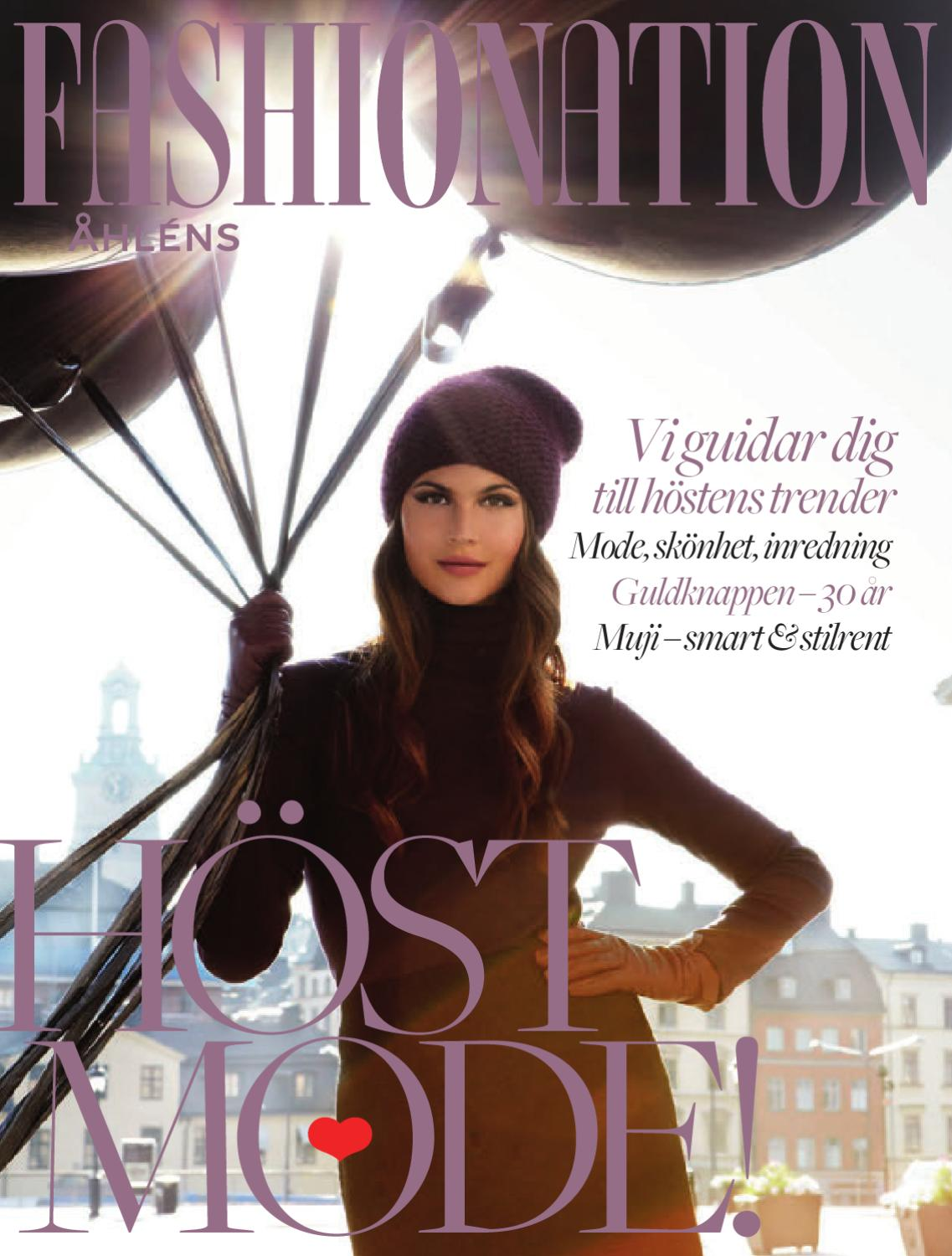 Fashination - Åhléns City by Åhléns - issuu ae5efeb1531b0