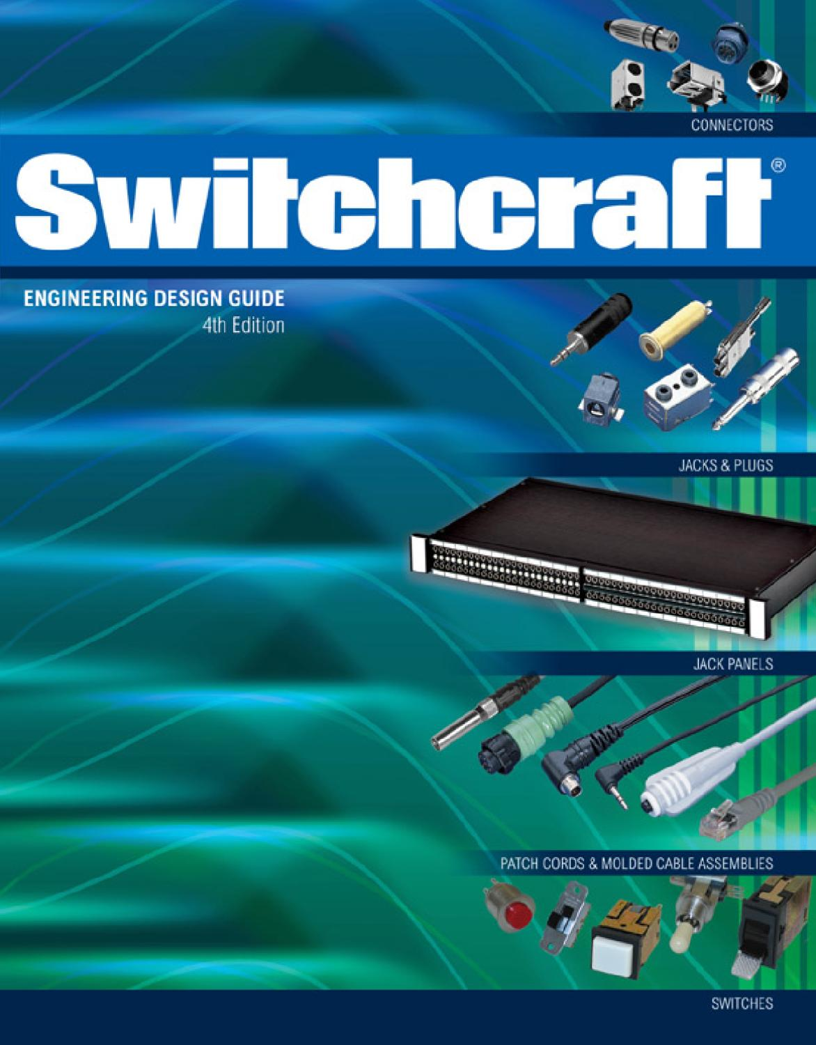 Switchcraft By Electronic Expeditors Issuu Input Jack Wiring Diagram