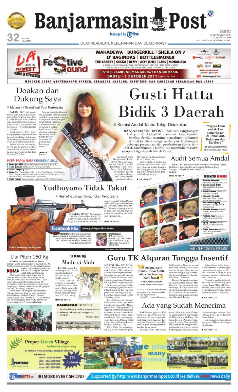 Jual Murah Giwang Emas Khas Bali By Salon Mega Update 2018 Tcash Vaganza 17 Botol Minum Olahraga Discovery 750ml Hitam Banjarmasin Post Edisi Sabtu 24 September 2011 Issuu