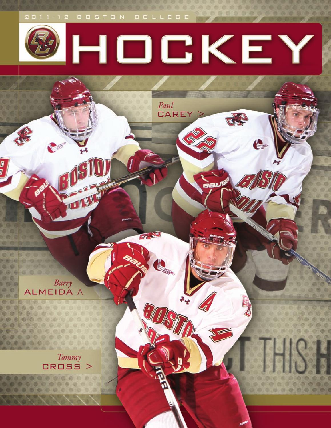 2011-12 Boston College Hockey Media Guide by Tim Clark - issuu 82349c756