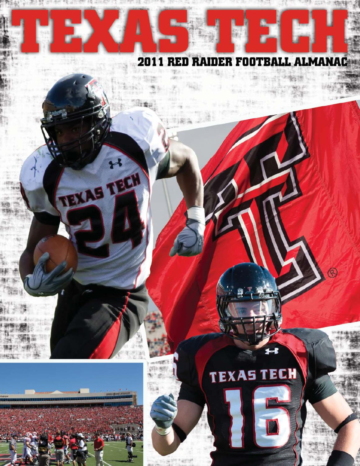 6f68b337273 2011 Texas Tech Football Medi Almanac by Texas Tech Athletics - issuu