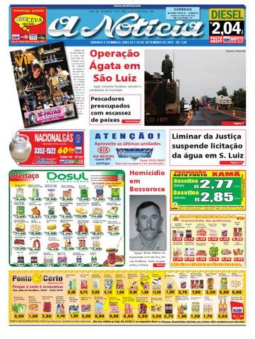 1499a9d1fad77 Edição dos dias 24 e 25 de setembro de 2011 by Jornal A Notícia - issuu