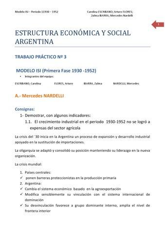 3 modelo isi 1 fase 1930 1952 tp3 preg 1 a 5 by german kannemann issuu - Esquema caso practico trabajo social ...