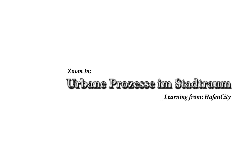 Urbane Prozess Im Stadtraum By Denis Trax Issuu