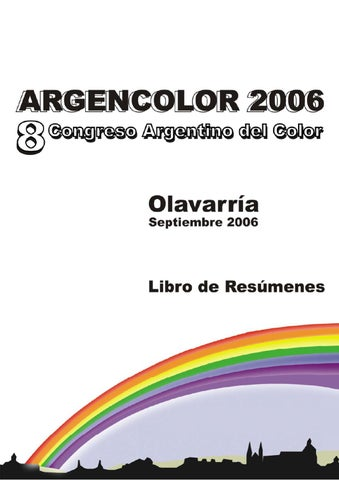 ArgenColor 2006 resumenes by Jose Caivano - issuu