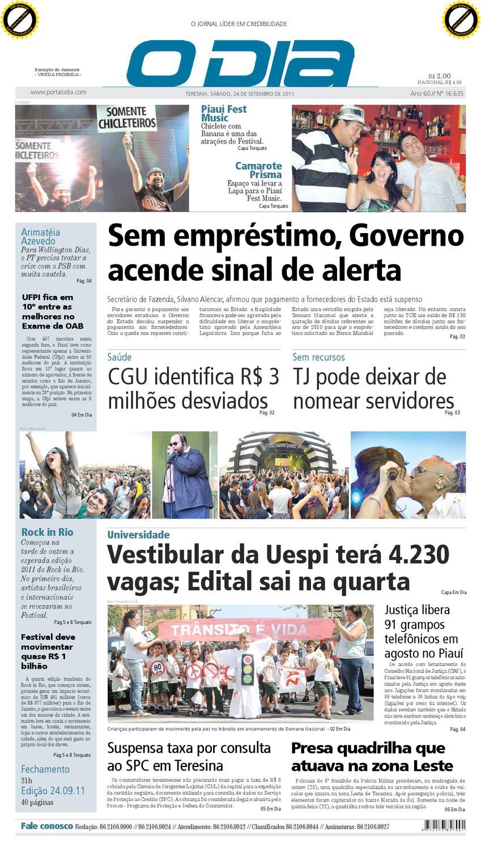 f345764593 Jornal O DIA by Jornal O Dia - issuu