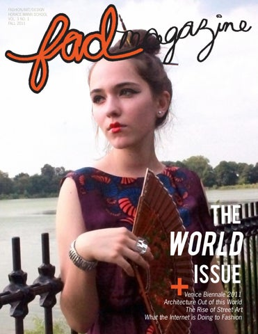 50a3e0f220 FAD Magazine Vol. 3 No.1 by Horace Mann FAD Magazine - issuu