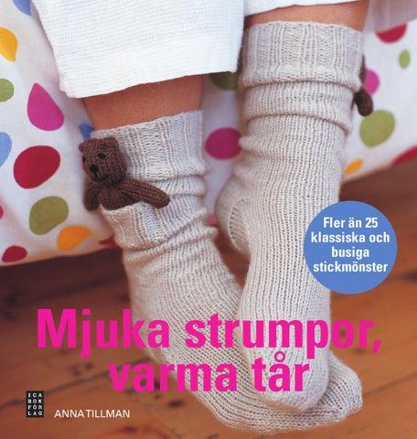 erbjuda rabatter bli billig usa billig försäljning Mjuka strumpor, varma tår : fler än 25 klassiska och busiga ...