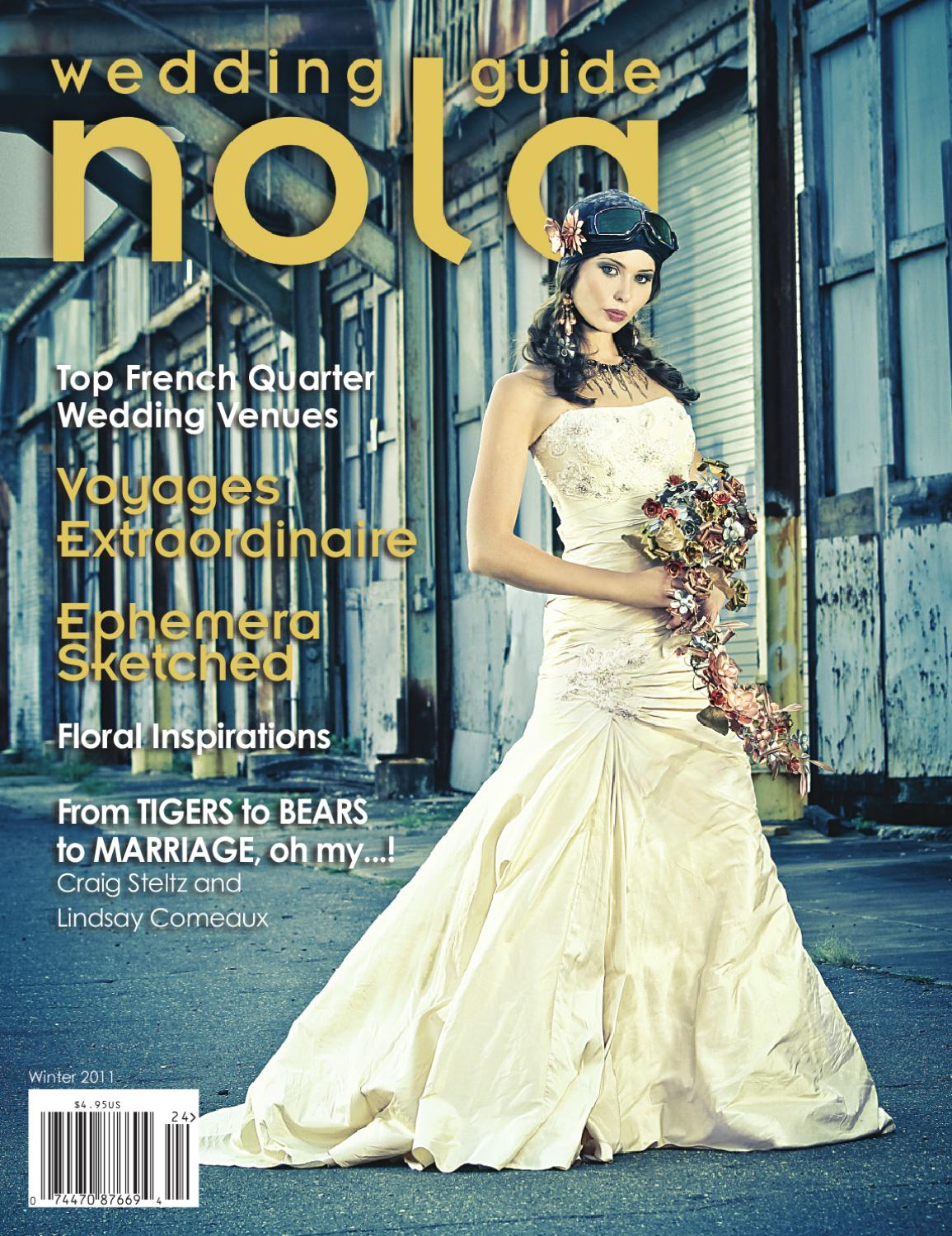 NOLA Wedding Guide Winter Issue by NOLA Wedding Guide - issuu