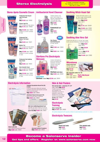 Beauty Product Guide