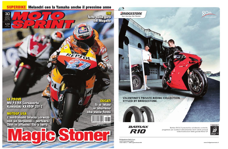 b5a4340722a8 26 luglio - Motosprint 30 by Divisione Multimedia Sport Network SRL - issuu