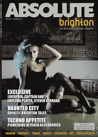 39e11488f Absolute Brighton October 2011 by Maureen Shine - issuu