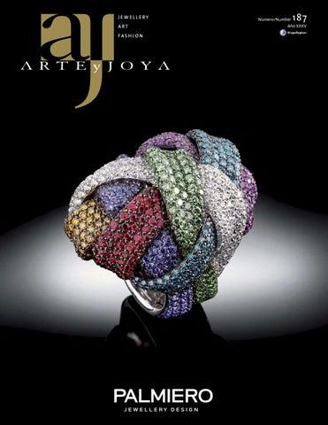 f8e64cd94c8d Arte y Joya nº187 by GRUPO DUPLEX - issuu