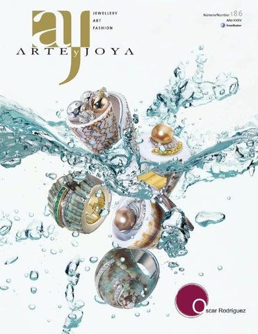 77ef42a94f70 Arte y Joya nº186 by GRUPO DUPLEX - issuu