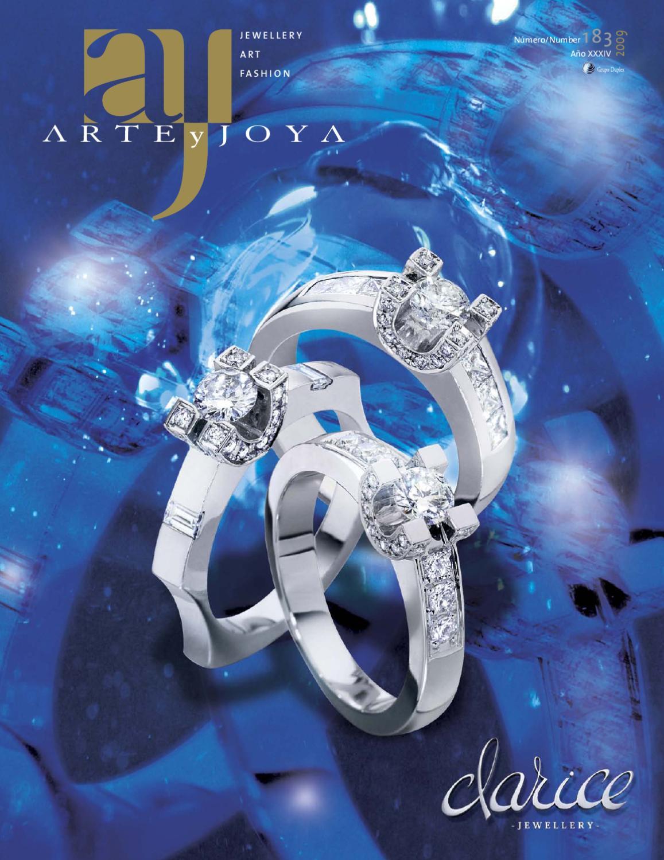 7add7e497a7b Arte y Joya nº183 by GRUPO DUPLEX - issuu
