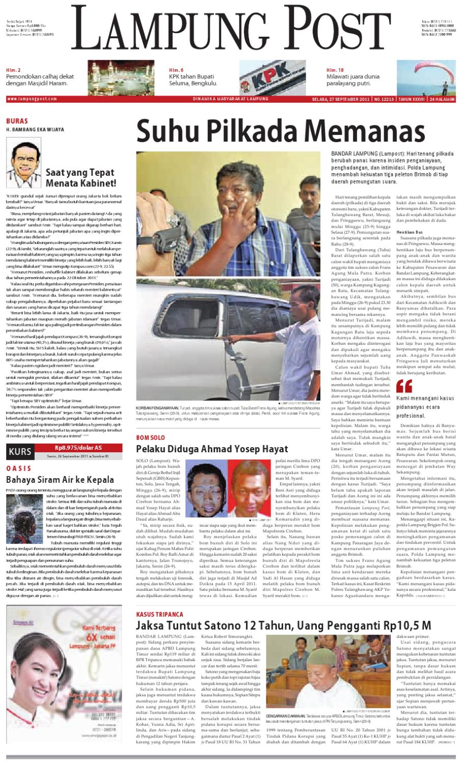 lampost edisi 27 september 2011 by Lampung Post - issuu 4041494aa0